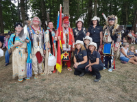 Makah Wacipi et Cool Country Line